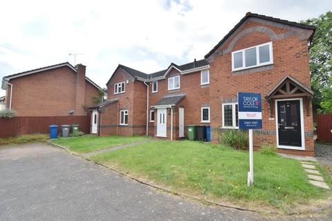 2 bedroom semi-detached house to rent - Somerset Close, Fazeley