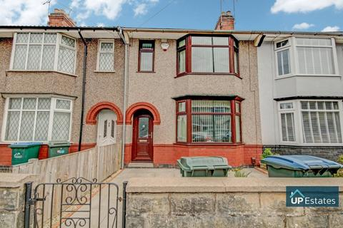 3 bedroom terraced house to rent - Wycliffe Road West, Coventry