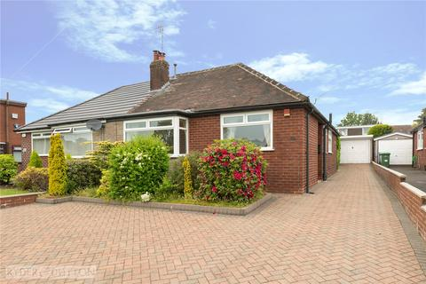 3 bedroom bungalow for sale - North Downs Road, High Crompton, Shaw, Oldham, OL2