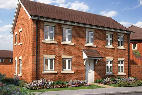 4 bedroom house for sale - Plot The Montpellier 129, The Montpellier at Grange Park, Grange Park, Thurston IP31