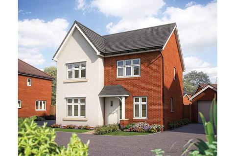 4 bedroom house for sale - Plot The Phoenix Range -Juniper 127, The Phoenix Range -Juniper at Grange Park, Grange Park, Thurston IP31