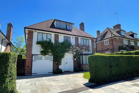 5 bedroom semi-detached house to rent - Northway, Hampstead Garden Suburb