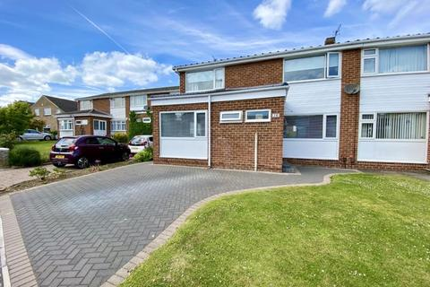 4 bedroom semi-detached house for sale - Bishops Way, Fairfield, Stockton, TS19 7JS