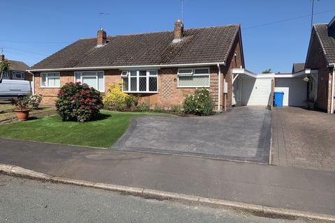 2 bedroom semi-detached bungalow to rent - Woodlands Drive, Coven, Wolverhampton