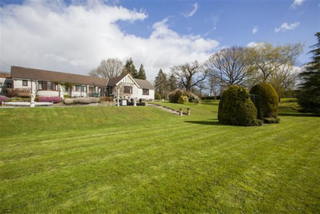 4 Bedrooms Detached House for sale in Abergavenny, monmouthshire, south wales