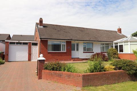 2 bedroom semi-detached bungalow for sale - Cross Lane, Wigton, CA7