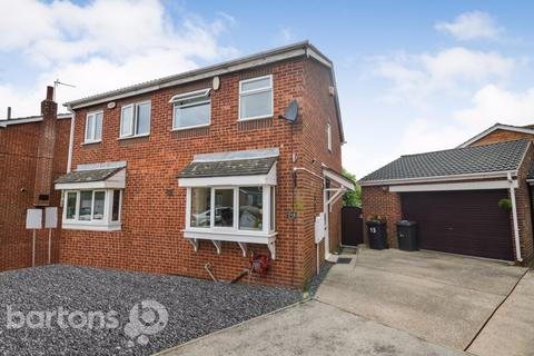 2 bedroom semi-detached house to rent - Crossley Close, Maltby