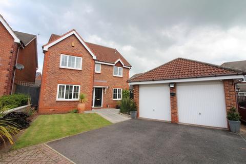 5 bedroom detached house for sale - Johnson Close, Watnall, Nottingham, NG16