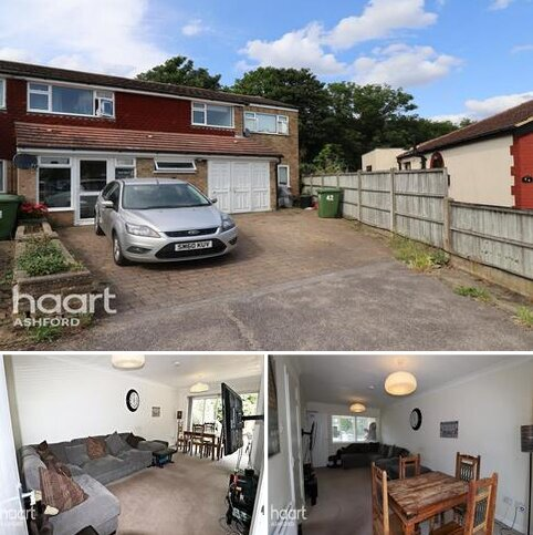 6 bedroom end of terrace house for sale - Chattern Road, Ashford
