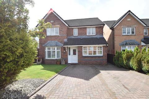 5 bedroom detached villa for sale - Burnawn Grove, Robroyston, Glasgow, G33 1RW
