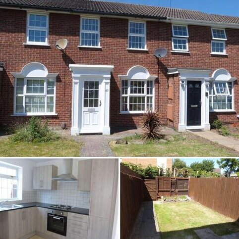 2 bedroom terraced house to rent - Wolsey Way, Leicester
