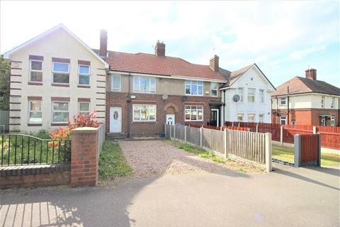 3 bedroom terraced house to rent - Hartley Brook Road, Sheffield, Sheffield, S5 0AW
