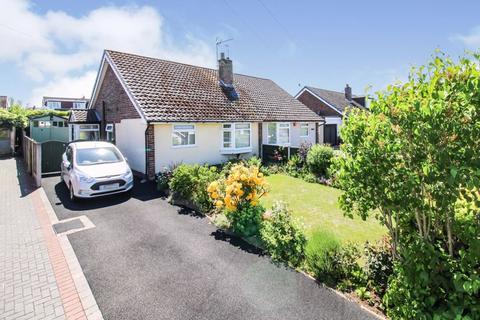 2 bedroom semi-detached bungalow for sale - Park Road, Werrington,ST9