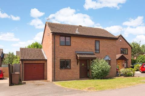 3 bedroom detached house for sale - Hart Close, Abingdon