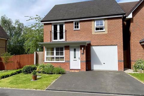 4 bedroom detached house for sale - Brookvale Drive, Yarnfield, Stone