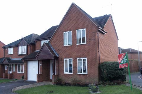 4 bedroom house to rent - Hawkstone Close, Duston