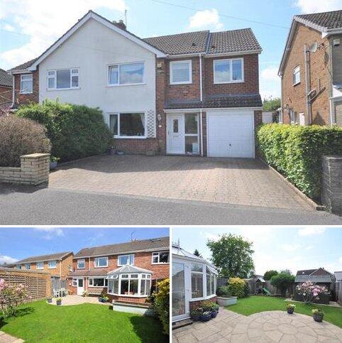 4 bedroom semi-detached house for sale - Allerton Drive, Nether Poppleton, YO26 6NL