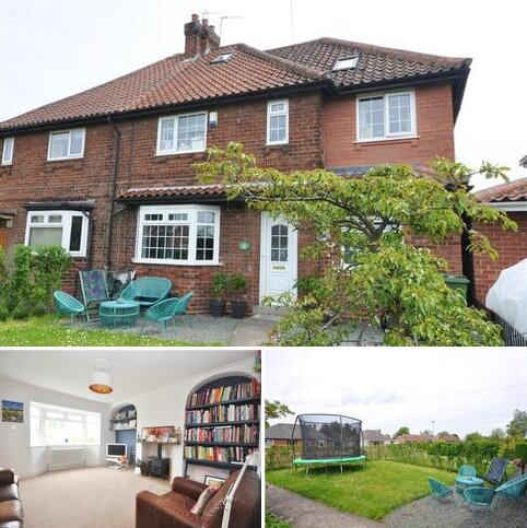 5 bedroom semi-detached house for sale - Long Ridge Lane, Nether Poppleton, York, YO26 6LX