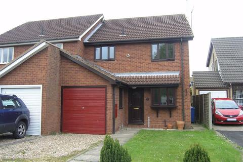 3 bedroom semi-detached house to rent - All Hallows Road, HU17