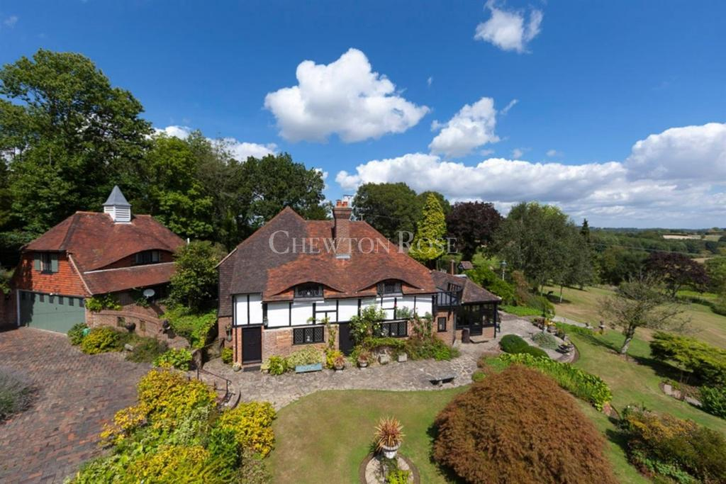 4 Bedrooms Detached House for sale in Lamberhurst, Tunbridge Wells, Kent, TN3