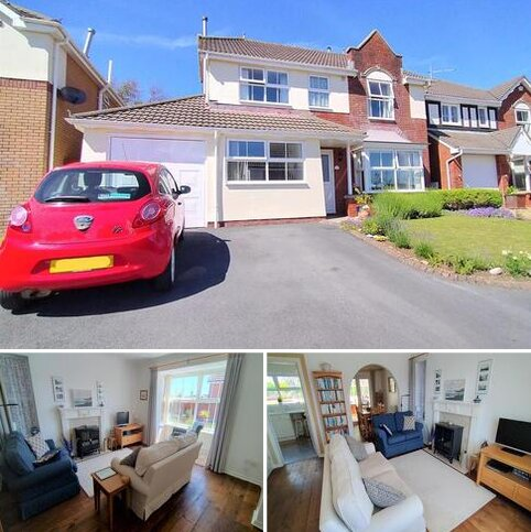 4 bedroom detached house for sale - Three Ships Court, Mumbles, Swansea