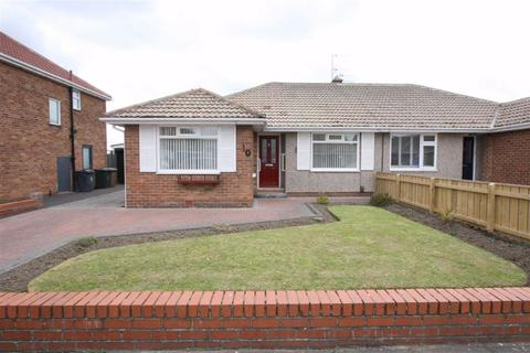 2 bedroom semi-detached bungalow for sale - Grindon Close, West Monkseaton, Tyne And Wear, NE25