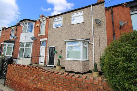 3 bedroom terraced house for sale - South View, Bearpark, Durham