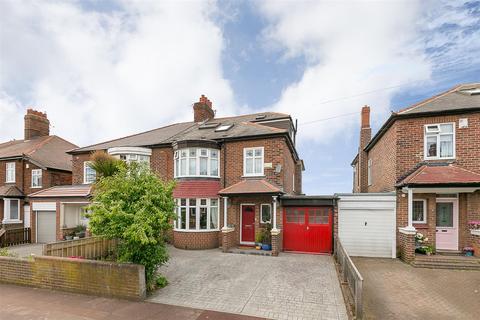 4 bedroom semi-detached house for sale - Crompton Road, Heaton, Newcastle upon Tyne