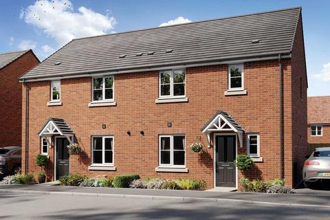 3 bedroom detached house for sale - Plot 91, The Elliot at Hatters Chase, Village Street, Sandymoor, Runcorn WA7