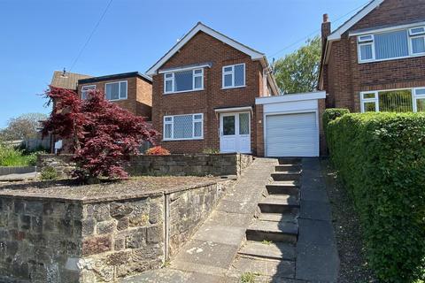 3 bedroom detached house for sale - Oakover Drive, Allestree, Derby
