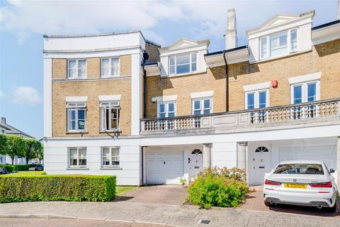 4 bedroom terraced house for sale - Fitzroy Crescent, London, W4