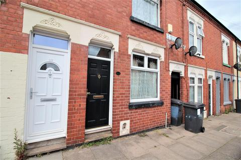 2 bedroom terraced house to rent - Beatrice Road, Leicester