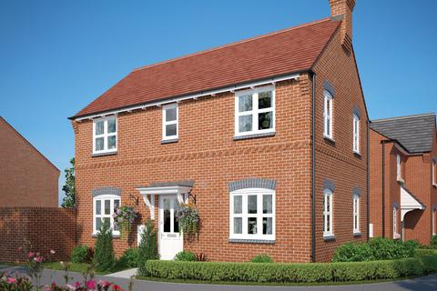 3 bedroom detached house for sale - The Lichfield at The Foresters at Middlebeck, Bowbridge Lane, Newark On Trent NG24