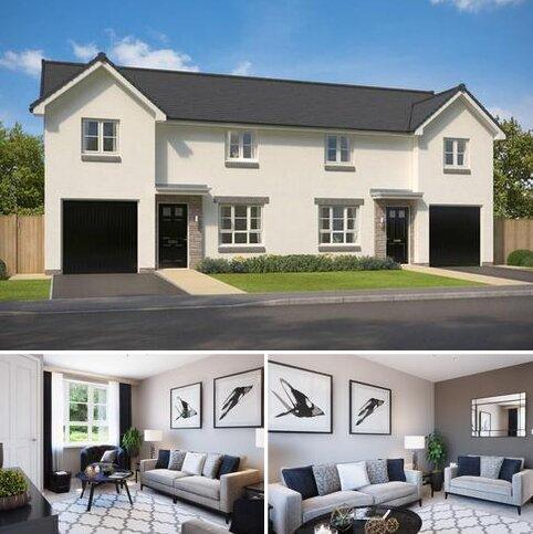 3 bedroom semi-detached house for sale - Plot 35, Ravenscraig at Hopecroft, Hopetoun Grange, Bucksburn, ABERDEEN AB21