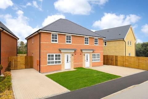 3 bedroom semi-detached house for sale - Plot 84, Maidstone at St Andrew's Place, Morley, Bruntcliffe Road, Morley, LEEDS LS27
