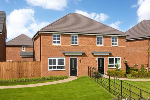 3 bedroom semi-detached house for sale - Plot 81, Maidstone at St Andrew's Place, Morley, Bruntcliffe Road, Morley, LEEDS LS27