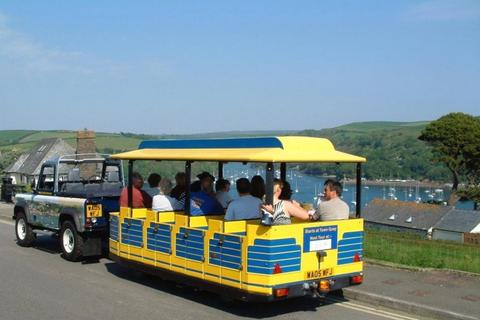 Industrial unit for sale - Licenced Tourist Road Train Located In Fowey