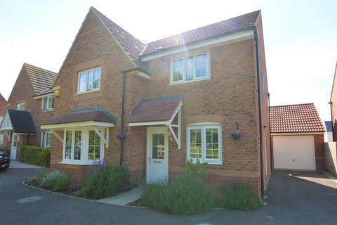 4 bedroom detached house for sale - Windlass Drive, Wigston, LE18 4NZ