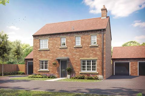 3 bedroom end of terrace house for sale - Plot 100, The Brandsby at Germany Beck, Bishopdale Way YO19