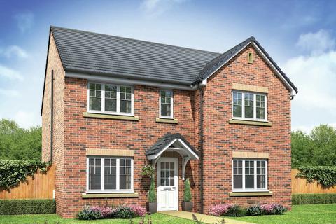 5 bedroom detached house for sale - Plot 2, The Marylebone at Kingsley Park, Kingsley Drive, North Yorkshire HG1