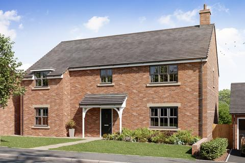 5 bedroom detached house for sale - Plot 13, The Raeburn at Trevelyan Grange, Pottery Bank, Northumberland NE61