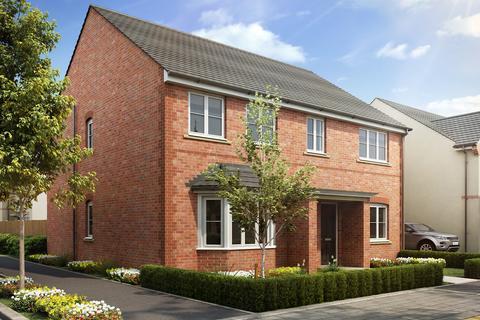5 bedroom detached house for sale - Plot 15, The Holborn at Trevelyan Grange, Pottery Bank, Northumberland NE61