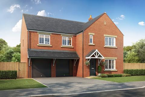6 bedroom detached house for sale - Plot 33, The Turner at Saxon Meadow, Hempland Lane, Nottinghamshire NG23