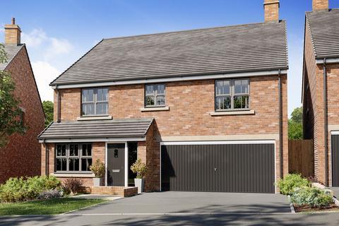 5 bedroom house for sale - Plot 18, The Vanburgh at Trevelyan Grange, Pottery Bank, Northumberland NE61