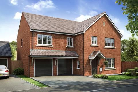 5 bedroom detached house for sale - Plot 22, The Compton at Trevelyan Grange, Pottery Bank, Northumberland NE61
