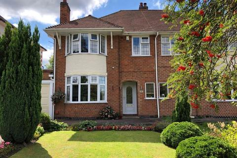 3 bedroom semi-detached house for sale - Leicester Road, Glenfield, Leicester LE3 8HF