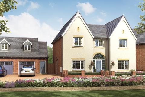 4 bedroom detached house for sale - Plot 40, Windsor at Somerford Park, Engleton Lane, Brentwood, Stafford ST19