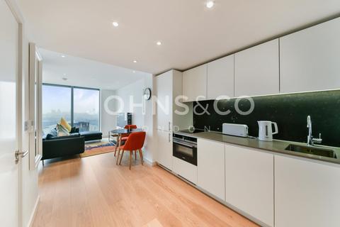 Studio to rent - Landmark Pinnacle, Canary Wharf, E14