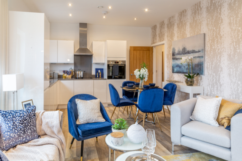 2 bedroom apartment for sale - Plot 398 Austin House, Two bedroom apartment at St Anne's Quarter, King Street NR1