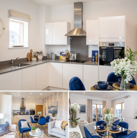 2 bedroom apartment for sale - Plot 383 Austin House, Two bedroom apartment at St Anne's Quarter, King Street NR1